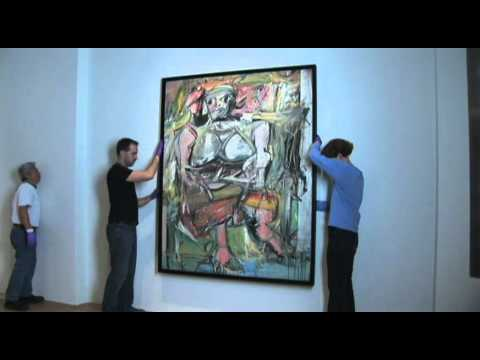 ago 101 how we hang a priceless work of art youtube