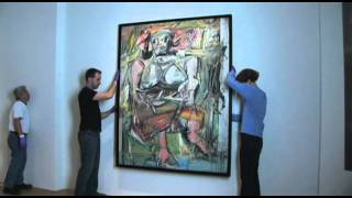 AGO 101: How We Hang a Priceless Work of Art!