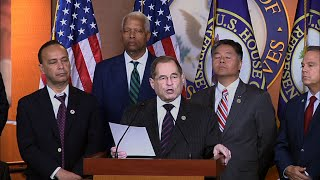 House Dems to Trump: Don't Meddle With Mueller