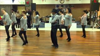 LDC Dancer performs Dance To Go-Go @ The Baltimore Throwdown Line Dance 12/8/12