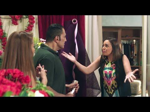 مسلسل يوميات زوجة مفروسة أوي | الحلقة السادسة والعشرون| بطولة داليا البحيري و خالد سرحان