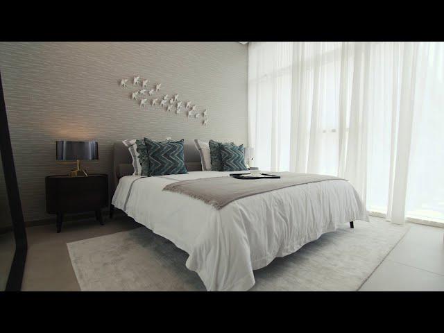 Show Apartment - Bedrooms at Banyan Tree Residences Dubai