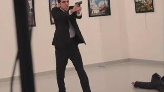 SPECIAL COVERAGE: Russian ambassador to Turkey shot dead in Ankara terrorist attack