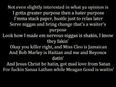 J. Cole - Grew Up Fast (Lyrics On Screen)