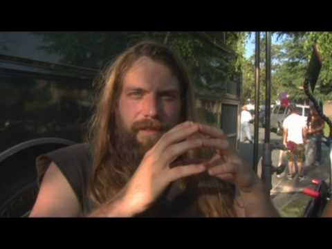 Lamb of God - Making of Redneck (Music Video) HIGH DEFINITION