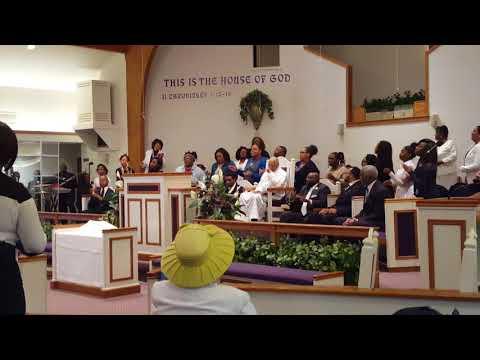 Community lighthouse Youth choir Bishop George Woodard