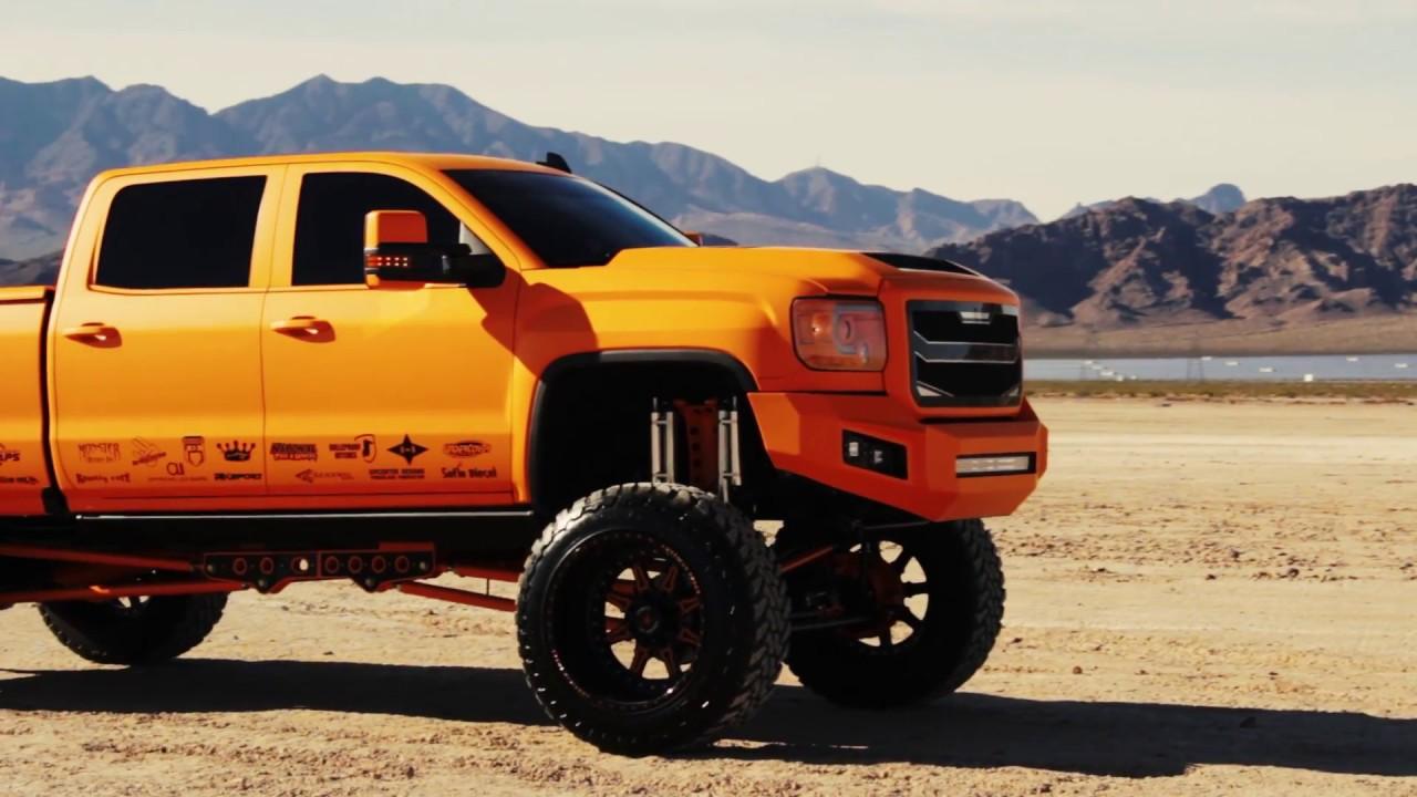Nasty Trucks Nation Sema Build Gmc Denali 2500 On Air Ride