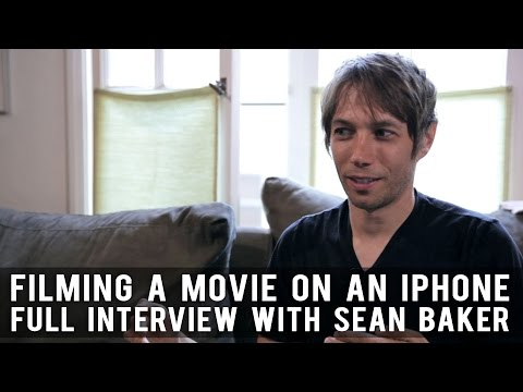 Filming A Movie On An iPhone - Lessons from TANGERINE Filmmaker Sean Baker - Full Interview