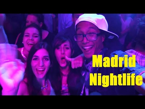 Madrid Nightlife   Official Madrid Travel Guide