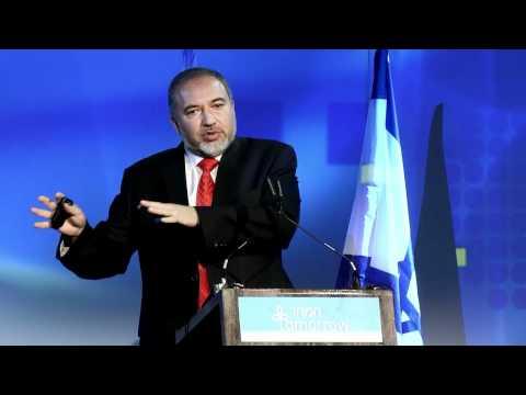 2012 - Closing Plenary - M.K. Avigdor Lieberman