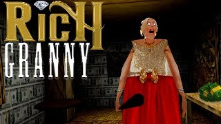 What If Granny Was Rich  Granny Horror Game