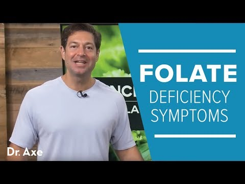 Folate Deficiency Symptoms And 6 Health Benefits