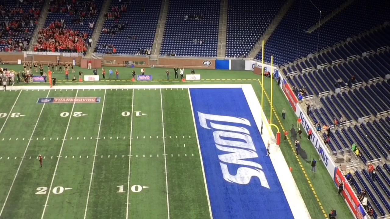 St. Mary's kicker Ben Fee hits 49-yard field goal, a state ...