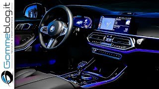 bmw x5 features