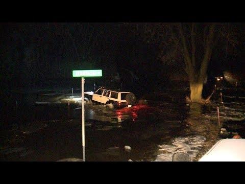 Washington County teens go 'floodin' instead of 'muddin'