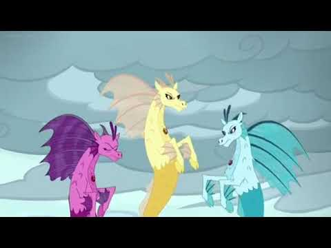 My little pony-shadow play - the leagens vs the sirens and pony of shadows