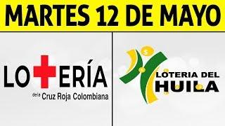 Resultados Lotería de la CRUZ ROJA y HUILA Martes 12 de Mayo 2020 | PREMIO MAYOR ???