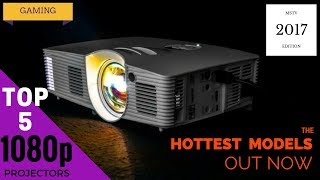 Best 1080P Projectors 2017 Edition | TOP 5
