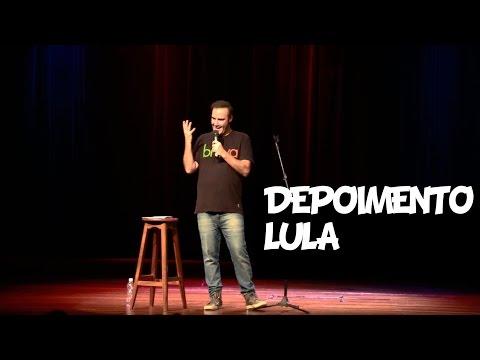 Diogo Portugal - Depoimento Lula