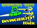 Geometry Dash Invincibility Hack! [Steam]