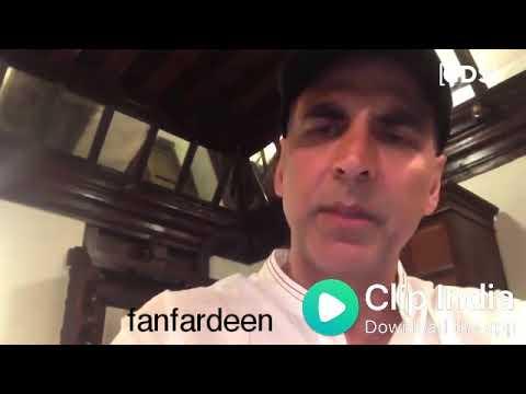 Aasifa K bare me Kya kehrahe he Akshay Kumar Dekhiye is video me
