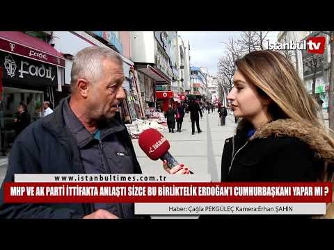 MHP ve AK Parti İttifakta Anlaştı Sizce bu Birliktelik Erdoğan'ı Cumhurbaşkanı Yapar mı?