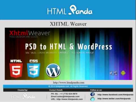 Top 10 PSD to HTML Conversion Service Providers