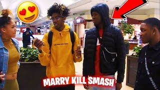 MARRY, KILL, OR SMASH 💍🔪Public Interview(Valentines💞Edition)