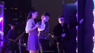 The TOYS - มีเธอทุกวันก็โอนิ Feat . Pimtha , DJ ONO LIVE @ ICON SIAM [ SCB JCB PLATINUM ]