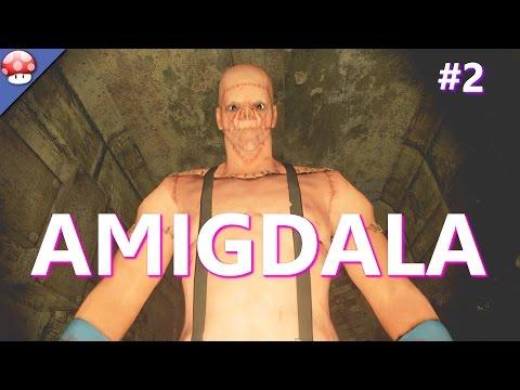Amigdala: Walkthrough Part 2 PC Gameplay (60fps/1080p)  