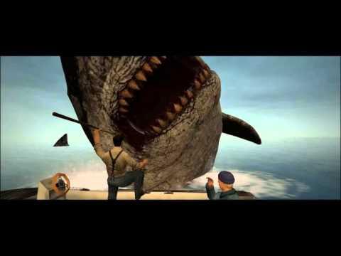 Megalodon vs The Bloop | Doovi