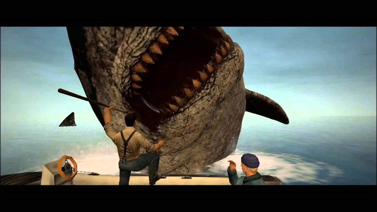 Bloop Vs Megalodon