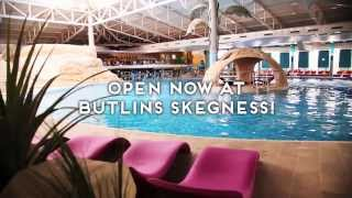 Our brand new Splash Waterworld at Butlins Skegness