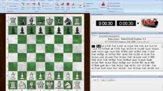 Fritz 12 - demonstrating the effect of endgame tablebases on post-game analysis