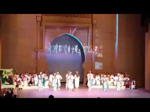 """Ouverture officielle de """"Oujda capitale culturelle du monde arabe 2018"""" au théâtre Mohammed VI"""