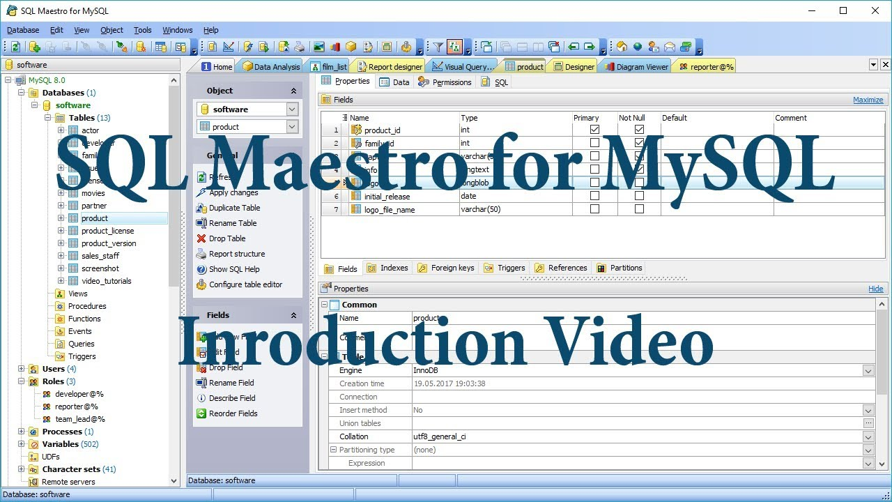 AnySQL Maestro Professional 2019 Free Download
