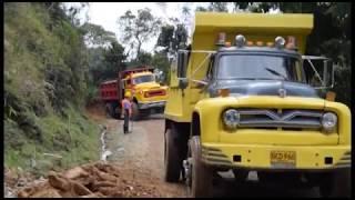 Reiniciaron obras para pavimentación de la vía San Esteban - La Cascada