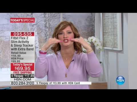 HSN | Fitbit Innovations 01.23.2017 - 11 AM
