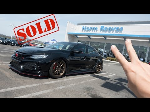 saying goodbye to the type r...