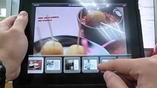 ELLE à Table Magazine for iPad