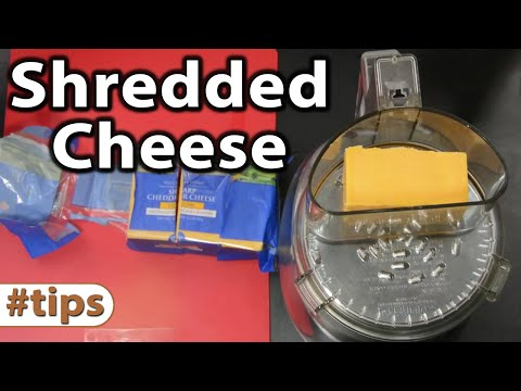 Shred your own Cheese - Save Carbs and Money! | Tips | Caveman Keto