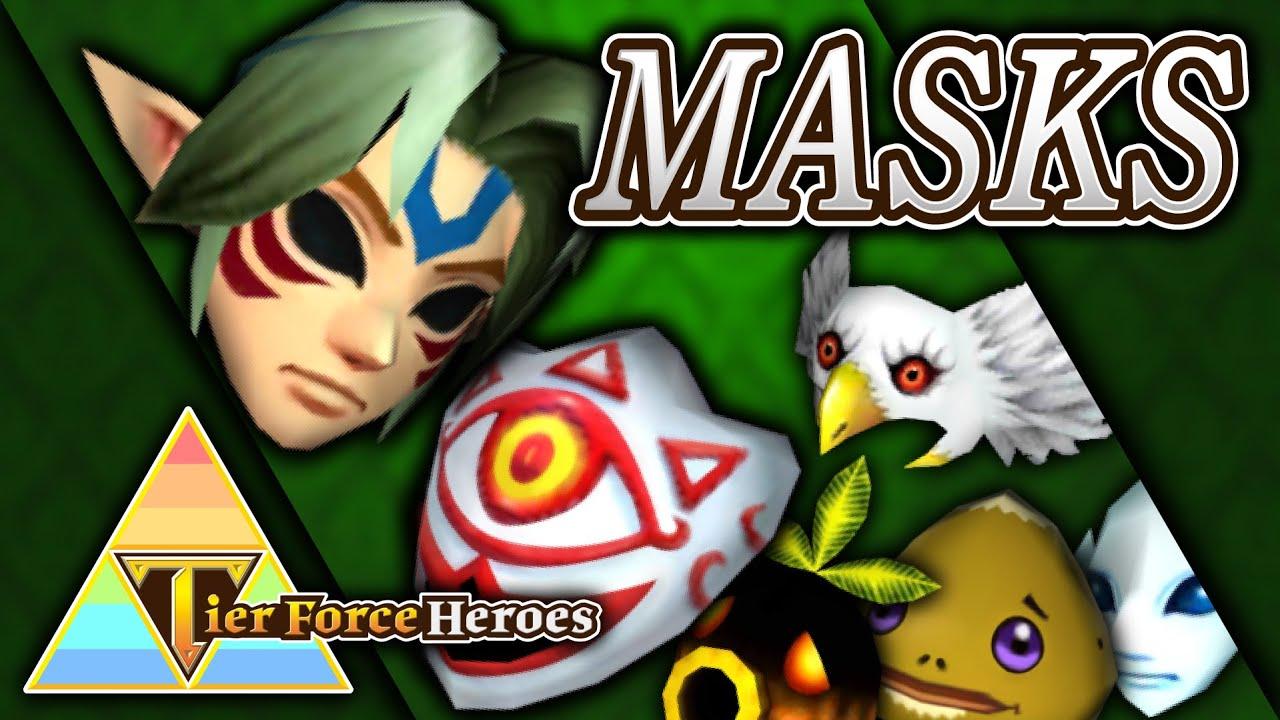 Download Majora's Mask Tier List