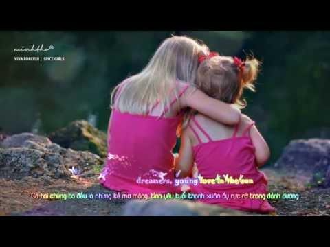 VIVA FOREVER || Spice Girls || Lyrics Video + Vietsub