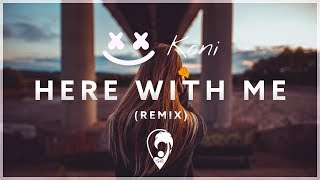 Marshmello, CHVRCHES - Here With Me (Koni Remix)