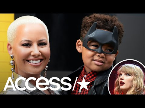 Taylor Swift Surprises Amber Rose & Wiz Khalifa's Son With 'Reputation' Concert Tickets! | Access