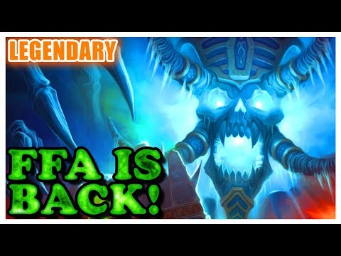 Grubby | Warcraft 3 TFT | [LEGENDARY] FFA IS BACK!