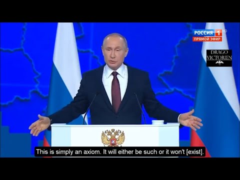 Russia can't exist as a state if it is not sovereign - Putin