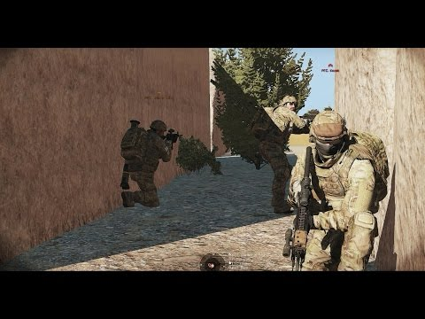 ArmA 3 - 509th PIR | Public #2 Realism Server Gameplay