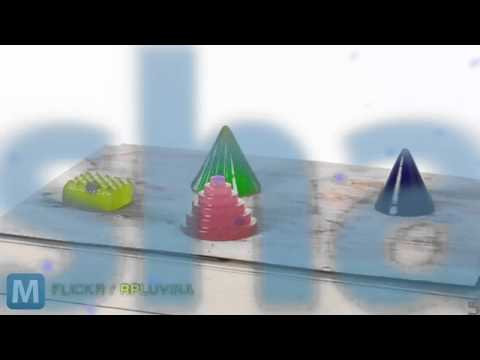 Music Made with Jell-O Molds