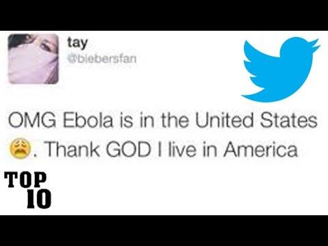 Top 10 Dumbest Tweets - Part 25